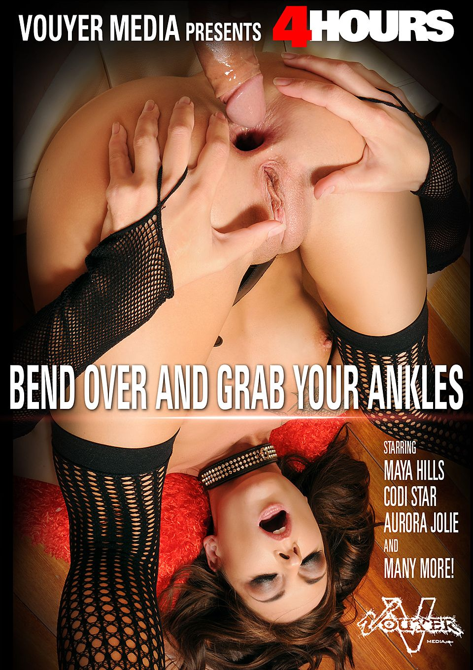 Bend Over And Grab Your Ankle