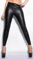 Wetlook Leggings - Lynl�s front