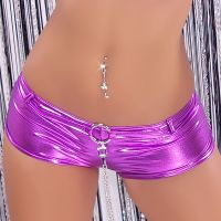 Club Wear - Hotpants (Lilla)
