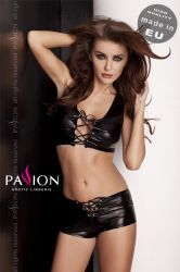 Dancewear - Lizzy Wetlook Set (PA0379)