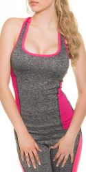 Sport / Fitness - Work Out tank top