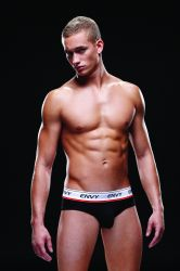 Herre - Low-rise Brief - Sorte - Herre