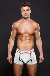 Herre - Low-rise Mesh Trunk - mænd